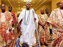 Ooni of Ife's personal life and car collection