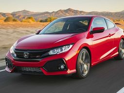 2020 Honda Civic Si just debuted with quicker acceleration and fresh face