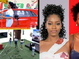 BBNaija 2019: How much is the Innoson Fox car that Khafi wins?