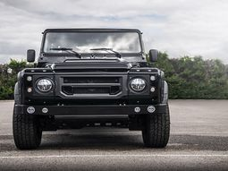 A Land Rover Defender Flying Huntsman will be sold for over ₦108 million