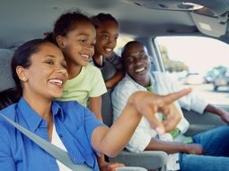 Ember months holiday traveling? See the best cars for a family road trip