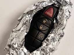 Foil that hack! Your key fob in aluminum foil can prevent car hacking