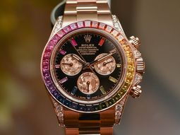 Fashion hints: 6 luxury Rolex watches to wear when driving these classy cars
