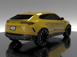 The world's most powerful Lamborghini Urus tuned by DMC can produce 800hp