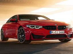 BMW celebrates its racing history with the M4 Edition M Heritage edition