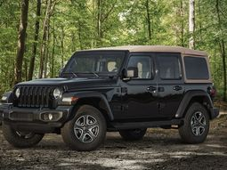 2020 Jeep Wrangler gets two new models: Willys and Black & Tan edition