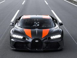 10 facts about the Bugatti Chiron setting new world speed record at 304mph