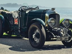 Bentley will remake 12 limited editions of the pre-war iconic 1929 Blower