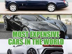 10 most expensive cars in the world 2020, prices & owners