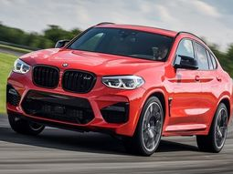 2020 BMW X4 M Competition unveiled, packing 500-plus horsepower under the hood
