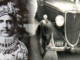 True story! An Indian king converted 6 Rolls-Royce into waste collection vehicles
