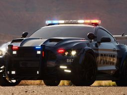 Top 10 coolest police cars on the planet