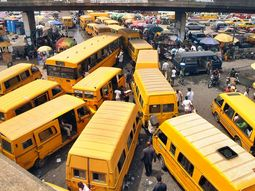 Danfo bus to undergo computerized vehicle inspection in Lagos