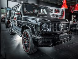 Carlex upgrades Mercedes-Benz G-Class: when the best becomes better