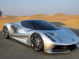 Whopping 1,972 horsepower Lotus Evija is World's most powerful series production car