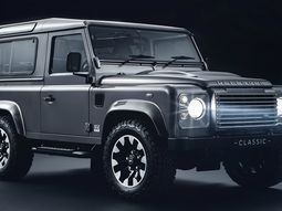 Land Rover at 70: See the 7 most outstanding Land Rover models!