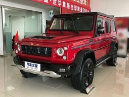 China's Mercedes G-Wagon clone to celebrate China's 70th birthday anniversary