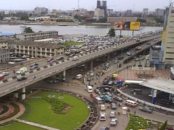 LASG announces partial closure of Costain Roundabout on Oct 3. See alternative routes listed