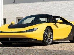 Pure ecstasy! One of the rarest Ferrari on Earth - Ferrari Sergio