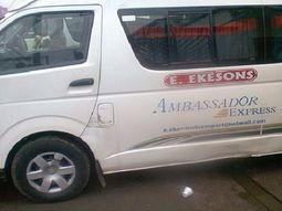 E.Ekeson becomes the first bus service in Nigeria to offer First Class ticket