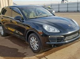 How much is a Porsche Cayenne in Nigeria (either new or used)?