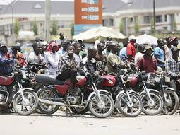 728 Kaduna achaba riders arrested for lack of valid driver's license