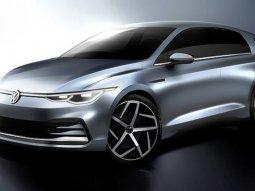 2020 Volkswagen Golf Mk 8 set for October 24 debut