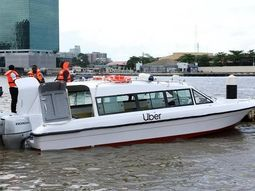 Schedule of trips and Prices of Lagos UberBoat service