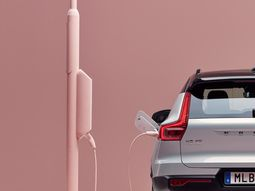 Volvo determines to stop gas car production in 5 years, introducing Volvo XC40 Recharge