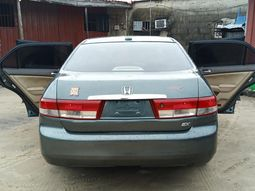 Nigerian Used 2004 Honda Accord Very Clean