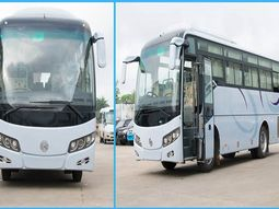 [Photos] Check out amazing features and details of the Innoson IVM 6857 Bus