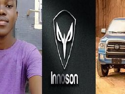 Innoson boss will meet wonderkid designer of new IVM logo