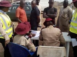7,000 Nigerian drivers sent for psychiatric tests by FRSC since 2017