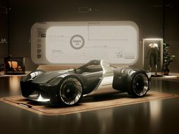The new Toyota e-Racer concept is a testament to sports cars' bright future