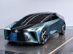 Lexus crashes EV party with the LF-30 Concept