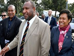PM of Papua New Guinea set to get a Bentley car after vowing to fight corruption