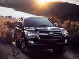 Toyota Jeeps prices in Nigeria (RAV4, Highlander, 4Runner, Sequoia & Land Cruiser)