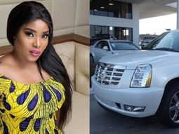 Walkaround video of Halima Abubakar's ₦13.8m Cadillac Escalade