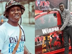 Zlatan Ibile showcases first car he won at 19, shares grass-to-grace story