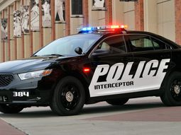 What makes police cars different from regular cars?