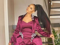 Kindhearted Toke Makinwa surprises her PA with a car on her birthday