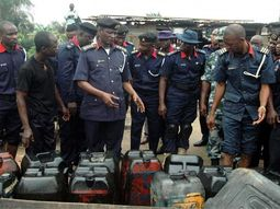 NSCDC arrests truck driver conveying 33,000L of adulterated diesel from Cross River to Adamawa