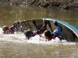 Nasarawa boat accident: 7 died for not listening to the paddler
