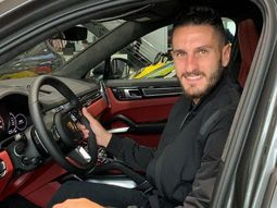 Koke, highest paid Atletico Madrid star, acquires ₦47m 2020 Porsche Cayenne