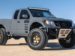 Nissan Frontier Desert Runner debuts as an off-road version of its pickup truck