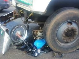 All 3 brothers & bike rider crushed to death by trailer in Jigawa