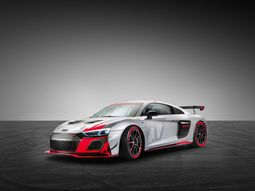 Angry wheels! Check out the 2020 Audi R8 LMS GT4
