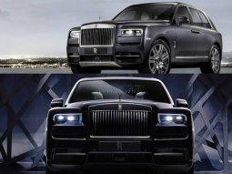 Rolls-Royce Cullinan Black Badge Edition unveiled [Photos]