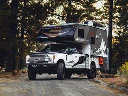 Newbie off-roader Lance Camper Altimeter gives overlanding seniors goosebumps