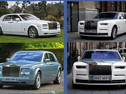 From Rolls-Royce Phantom VII to Phantom VIII: a knotty problem of luxury upgradation